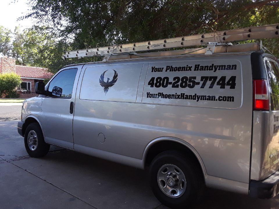 Phoenix Handyman Services, Call 480-285-7744